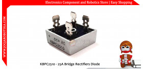 KBPC2510 - 25A Bridge Rectifiers Diode