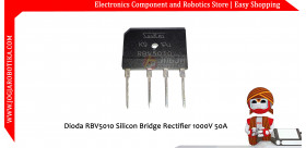 Dioda RBV5010 Silicon Bridge Rectifier 1000V 50A