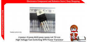 J13009-2 E13009 MJE13009 13009 12A TO-220 High Voltage Fast-Switching NPN Power Transistor