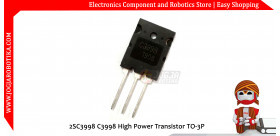 2SC3998 C3998 High Power Transistor TO-3P