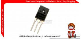 IGBT H20R1203 H20 R1203 H 20R1203 20A 1200V
