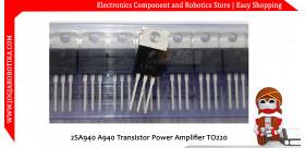 2SA940 A940 Transistor Power Amplifier TO220