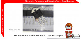BTA26-600B BTA26600B BTA26-600 TO-3P Triac Original
