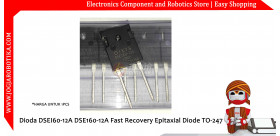 Dioda DSEI60-12A DSE160-12A Fast Recovery Epitaxial Diode TO-247