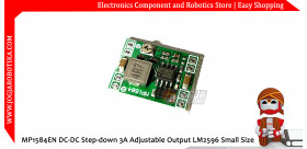 MP1584EN DC-DC Step-down 3A Adjustable Output LM2596 Small Size