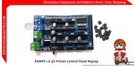 RAMPS 1.6 3D Printer Control Panel Reprap