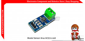 Modul Sensor Arus ACS712-30A