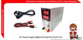 DC Power Supply Digital LW-K3010D 0V-30V 10A