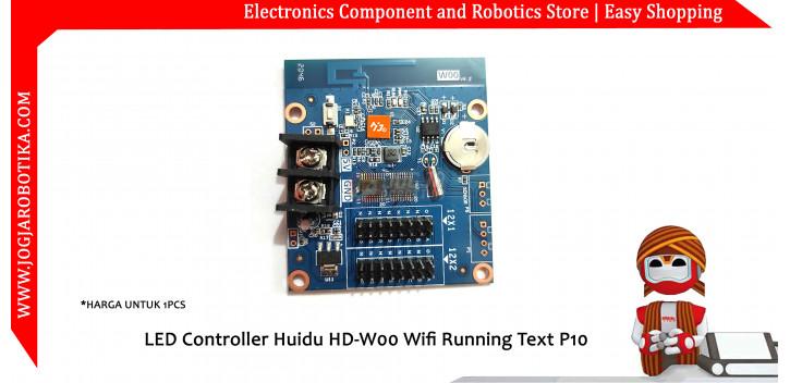 LED Controller Huidu HD-W00 Wifi Running Text P10