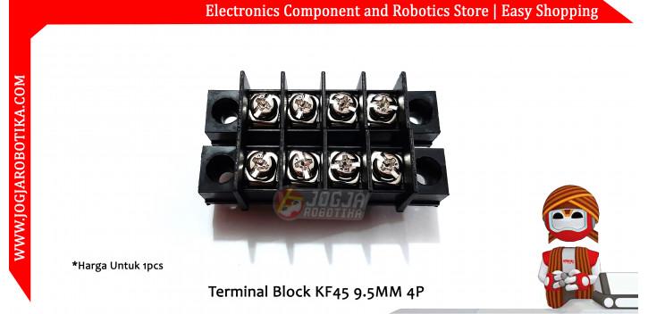 Terminal Block KF45 9.5MM 4P