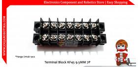 Terminal Block KF45 9.5mm 7P