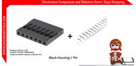 Black Housing 7 Pin
