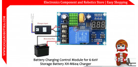 Battery Charging Control Module for 6-60V Storage Battery XH-M604 Charger