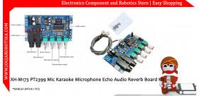 XH-M173 PT2399 Mic Karaoke Microphone Echo Audio Reverb Board Kit