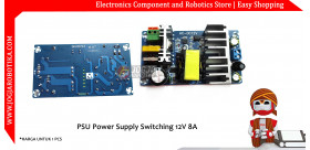 PSU Power Supply Switching 12V 8A