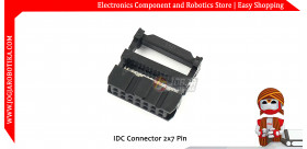 IDC Connector 2x7 Pin