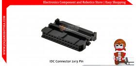 IDC Connector 2x13 Pin
