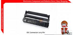 IDC Connector 2x15 Pin