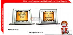 Trafo 3 Ampere CT Transformator