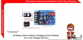 XH-M603 Lithium Battery Charging Control Module for 12-24V Charger Aki Accu