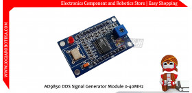 AD9850 DDS Signal Generator Module 0-40MHz