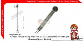 RFP602 Force Sensing Resistors 2G 2KG Compatible with FSR402 (Pressure Stress/Sensor)