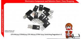 STR-W6753 STRW6753 STR W6753 STRW 6753 Switching Regulators IC