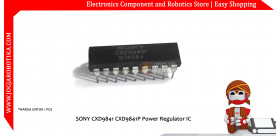 SONY CXD9841 CXD9841P Power Regulator IC