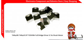 TA8428K TA8428 ZIP TOSHIBA Full Bridge Driver IC for Brush Motor
