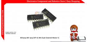 MX1919 MX 1919 DIP-16 MX Dual Channel Motor IC