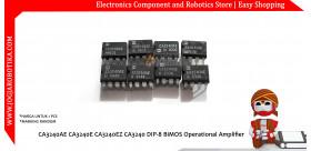 CA3240AE CA3240E CA3240EZ CA3240 DIP-8 BiMOS Operational Amplifier