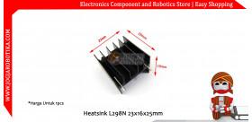 Headsink L298N 23x16x 25mm