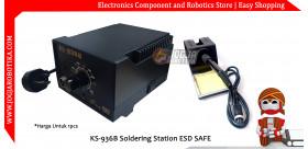 KS-936B Soldering Station ESD SAFE