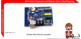 HD-W60 Wifi+USB LED Controller