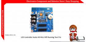 LED Controller Huidu HD-W02 Wifi Running Text P10