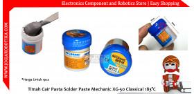 Timah Cair Pasta Solder Paste Mechanic XG-50 Classical 183°C