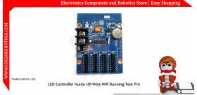 LED Controller Huidu HD-W04 Wifi Running Text P10