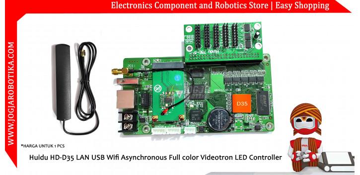 Huidu HD-D35 LAN USB Wifi Asynchronous Full color Videotron LED Controller