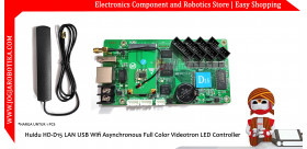 Huidu HD-D15 LAN USB Wifi Asynchronous Full Color Videotron LED Controller