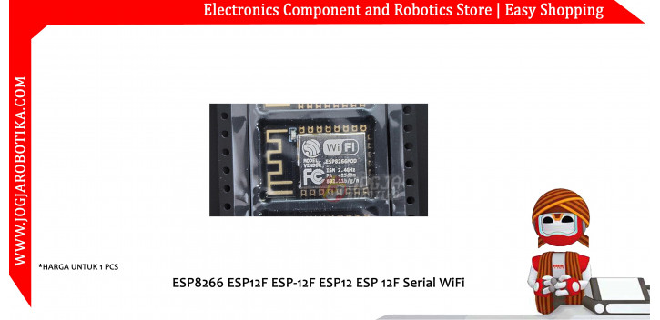ESP8266 ESP12F ESP-12F ESP12 ESP 12F Serial WiFi