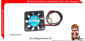 DC Cooling Fan 4010 12V