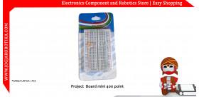 Project Board / Breadboard sedang