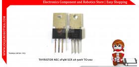 THYRISTOR NEC 2P4M SCR 2A 500V TO-202