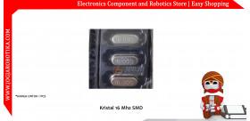 Kristal 16 Mhz SMD