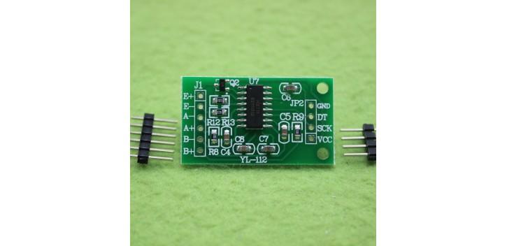 Hx711 Module Weighing Sensor Pressure Sensor 24bit Ad Module