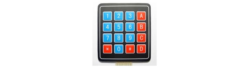 Keypad & Joystick