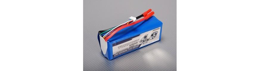 Batere Lipo 6s 22.2V