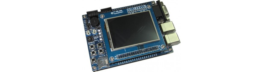 STM8 STM32 ARM