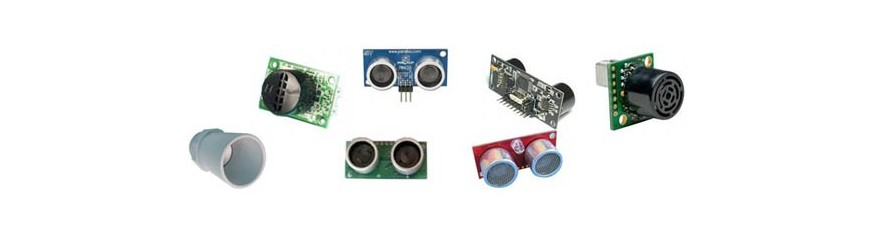 Ultrasonic / Sensor jarak / Proximity Sensor