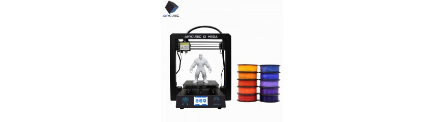 3D Printer Kit & Filament